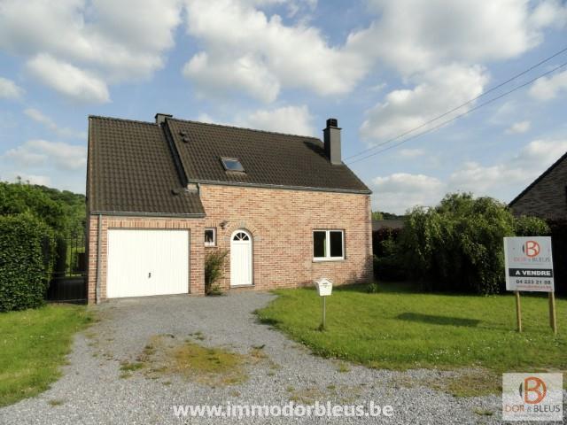 Maison vendue à Hermalle-sous-Argenteau (Liège) par notre agence immobilière
