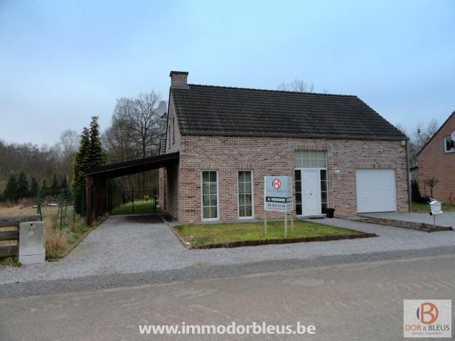 Agence immobilière à Liège : maison vendue à Villers-le-Bouillet